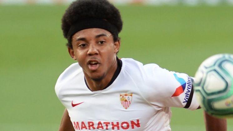 20º - Jules Koundé - Sevilla - Valor de mercado: € 50 milhões (R$ 319,53 milhões)