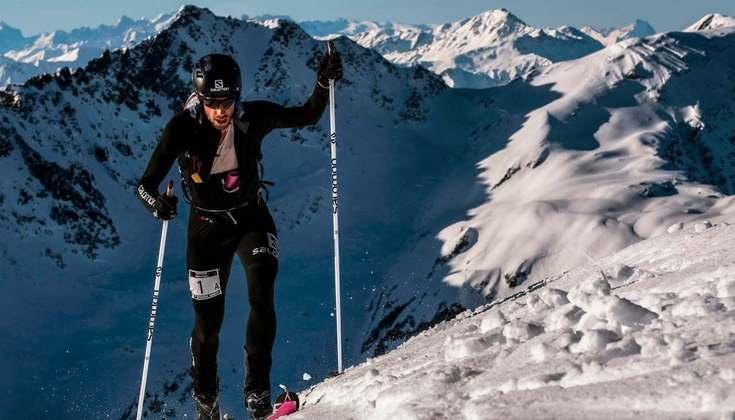 20) Kilian Jornet (Espanha) - Esqui/Corrida de montanha