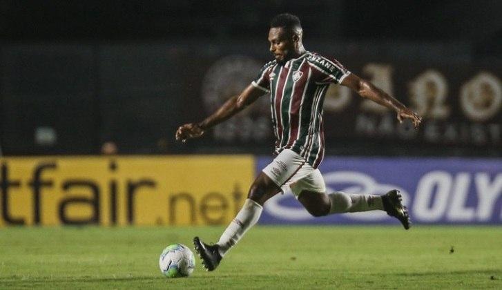 20º: Luccas Claro (Fluminense) - um ponto.