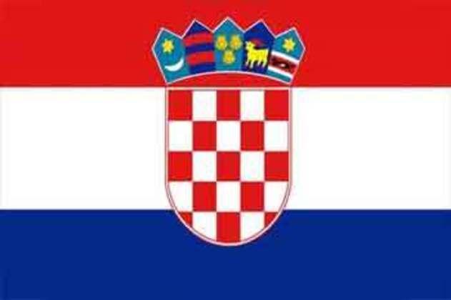 20º lugar - Croácia: 17 pontos (ouro: 3 / prata: 3 / bronze: 2).