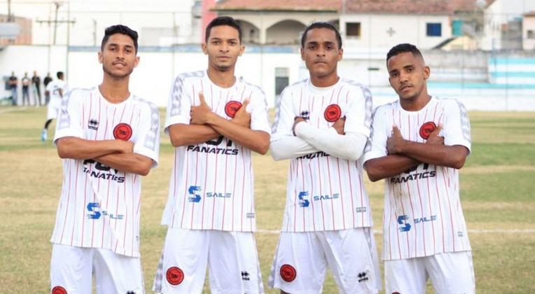 20º lugar: Íbis - 290 mil - O perfil do clube da Segunda Divisão do Campeonato Pernambucano tem como destaque as zoeiras com grandes clubes do Brasil.