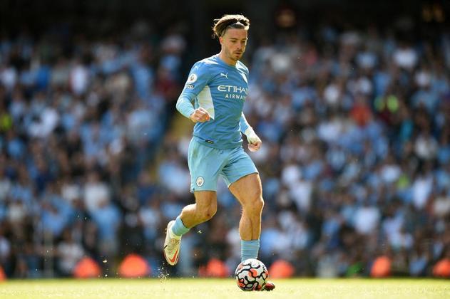 20º - Manchester City: Jack Grealish.