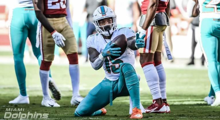 20º Miami Dolphins: O time mais imprevisível de 2020. Nunca se sabe o que esperar dos Dolphins em campo