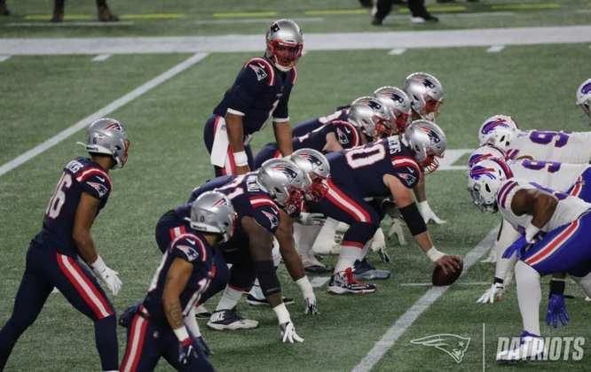 20º New England Patriots (6-9): Fale a verdade, você não imaginava quem um time de Bill Belichick terminaria com mais derrotas que vitórias.