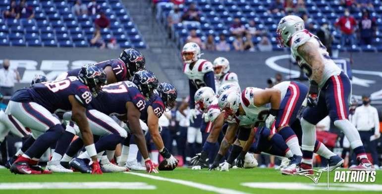 20º New England Patriots - Uma surpreendente vitória sobre os Ravens seguida por decepcionante derrota para os Texans. Resumo do quão inconsistente é esse Pats.