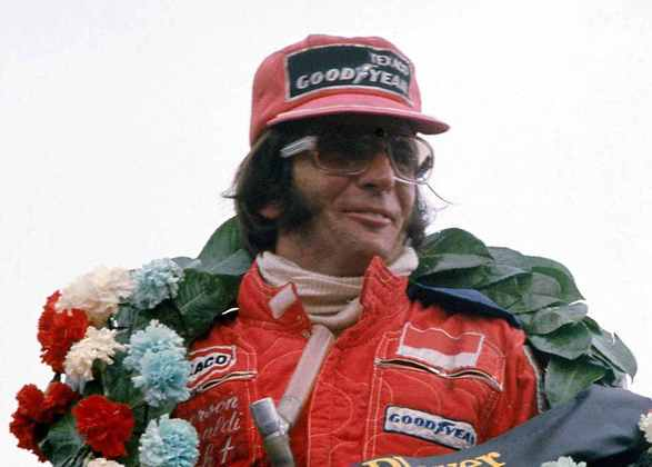 20º - O brasileiro Emerson Fittipaldi, com 14 vitórias