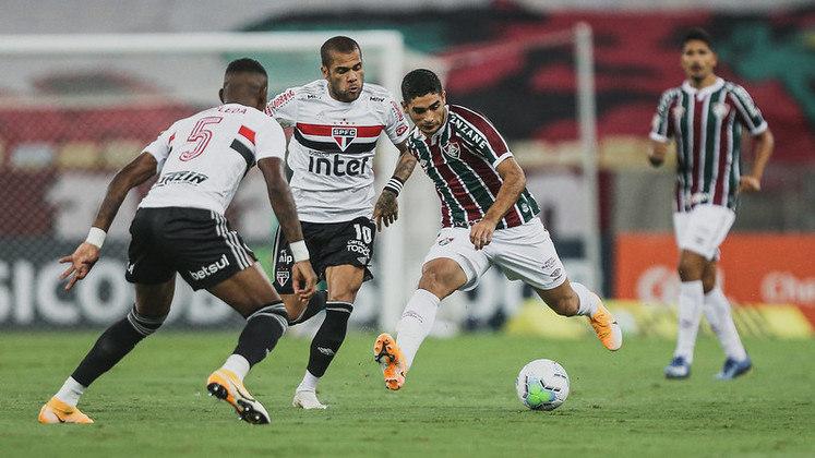 20ª rodada - Fluminense x São Paulo