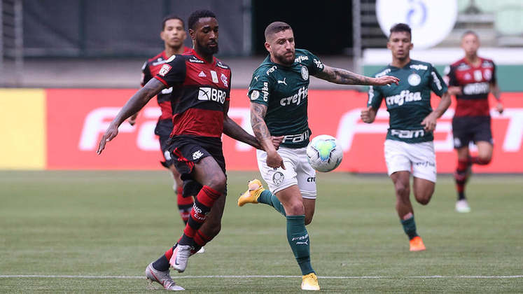 20ª rodada - Palmeiras x Flamengo