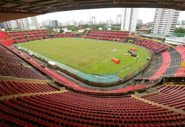 20) Sport - prejuízo de R$ 144,40 em 19 partidas em casa. O clube pernambucano não divulga o borderô completo, somente os valores do seguro-torcedor.