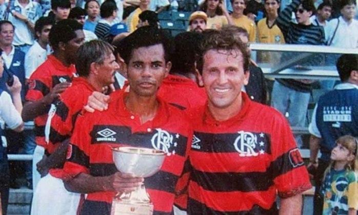 20º ZICO - brasileiro - 536 gols - principal clube: Flamengo