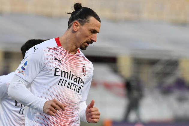 20º: Zlatan Ibrahimovic (Milan) - 15 gols / 30 pontos