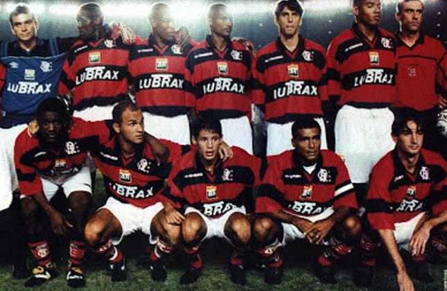 2000 -  26º título estadual do Flamengo - Vice: Vasco