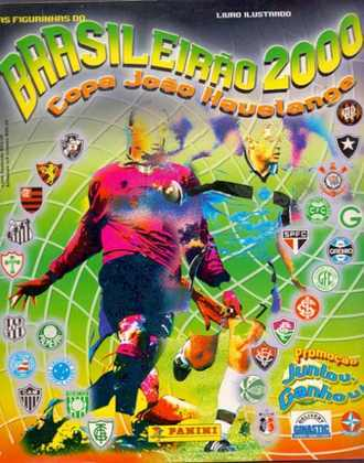 2000 – COPA JOÃO HAVELANGE