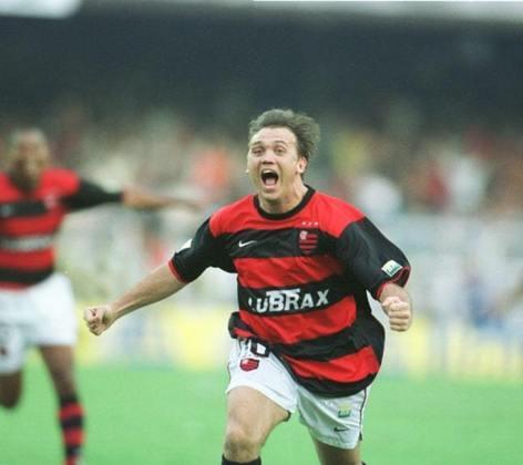 2001 -  27º título estadual do Flamengo - Vice: Vasco