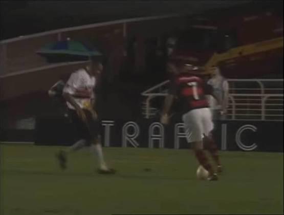 2001 - Assim como no ano anterior, o Flamengo enfrentou o River-PI na estreia da Copa do Brasil, pela primeira fase do torneio. O time só precisou de um jogo pois venceu por 2 a 0, com gols de Adriano e Alessandro.