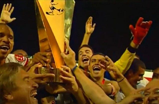 2001: Campeão - Bahia / Vice: Sport