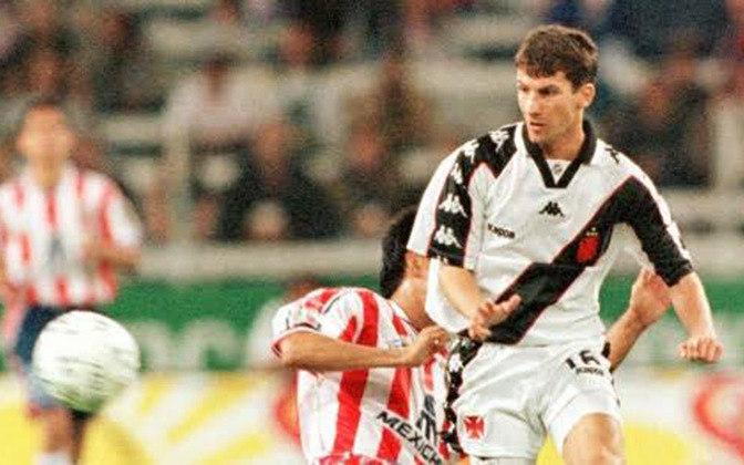 2001 - Pedrinho (Vasco 1x2 Madureira - Carioca).