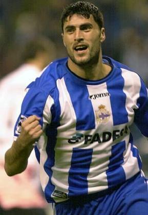 2001/2002 - Diego Tristan - La Coruña - 21 gols