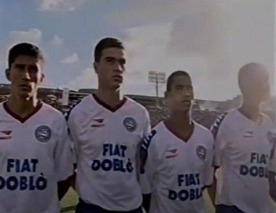2002: Campeão - Bahia / Vice: Vitória