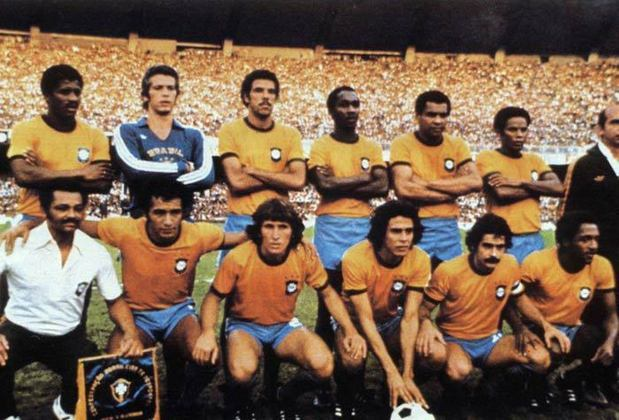 20/02/1977: Para a Copa do Mundo da Argentina, que seria realizada em 1978, a Seleção estreou novamente contra a Colômbia e o placar final foi 0 a 0, apesar do alto número de estrelas no Brasil, como Zé Maria, Falcão, Rivellino, Dinamite e Zico.