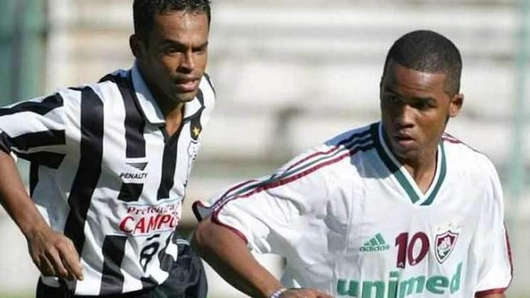 2003 - 2º - Neste campeonato, o Fluminense ficou em terceiro lugar na disputa de pontos corridos da Taça Guanabara e perdeu para o Vasco nos dois jogos da final.
