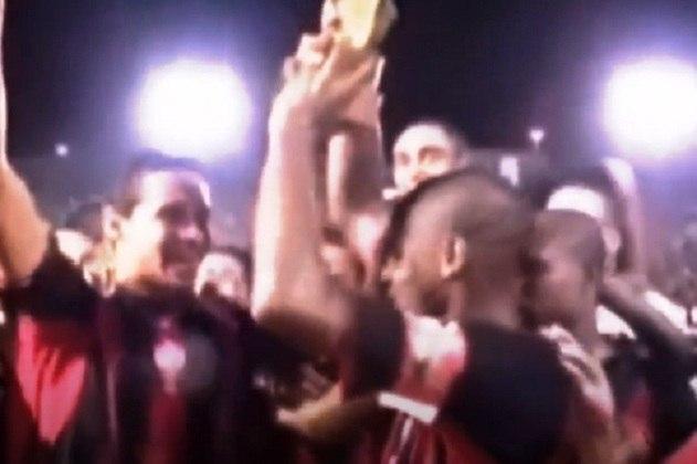 2003: Campeão -  Vitória / Vice: Fluminense de Feira