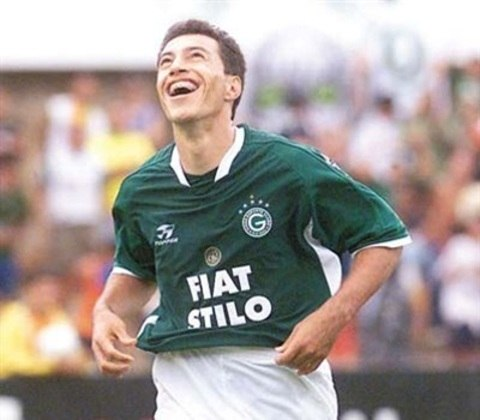 2003 - Dimba - Goiás - 31 gols