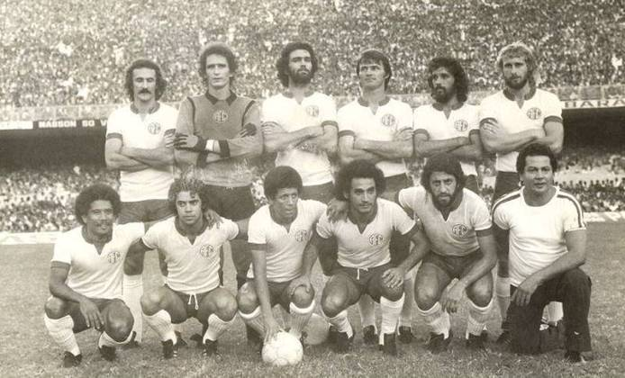 20/03/1976 - America-RJ 7 x 1 São Cristóvão - Gols do América: Expedito (3), Orlando (3) e Bráulio