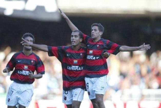 2004 -  28º título estadual do Flamengo - Vice: Vasco