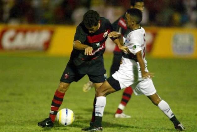 2005 - Pela primeira fase, o Flamengo enfrentou o River-PI novamente, e o jogo se encerrou com um gol para cada lado. O gol do time do Piauí foi marcado contra por Júnior Baiano. O de empate foi feito pelo lateral-direito estreante Ricardo Lopes.