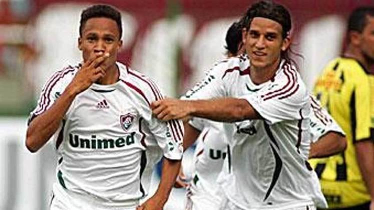 2007 - 9º - O Fluminense foi muito mal na Taça Guanabara neste ano, ficando apenas em quinto lugar na fase de grupos. A equipe também não chegou às semifinais da Taça Rio, pois terminou em terceiro lugar na chave.