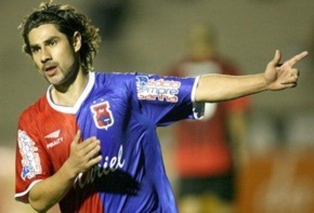 2007 - Josiel - Paraná - 20 gols