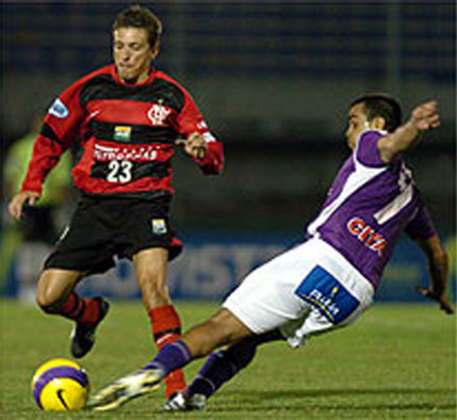 2007 - Oitavas de Final (Defensor/URU)