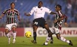 2008: Fluminense x LDU (campeão)