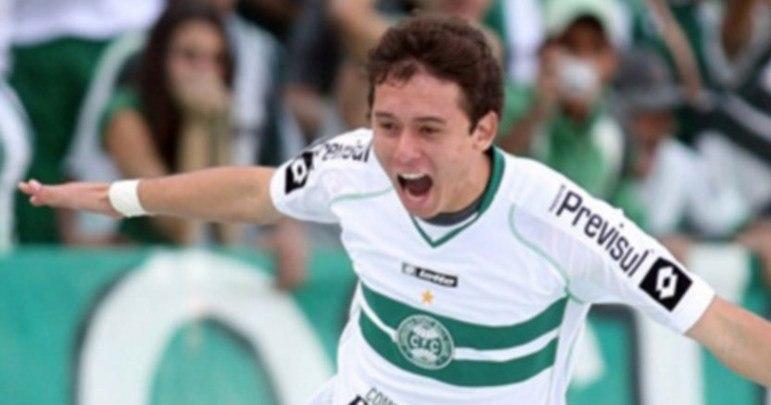 2008 - Keirrison - Coritiba - 21 gols