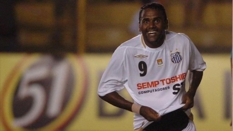 2008 - Kleber Pereira - Santos - 21 gols