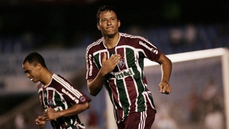 2008 - Washington - Fluminense - 21 gols