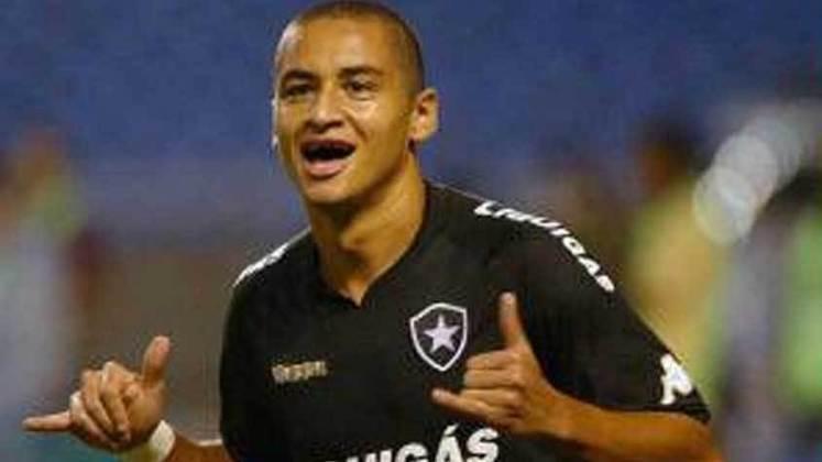 2008 – Wellington Paulista (Botafogo): 14 gols