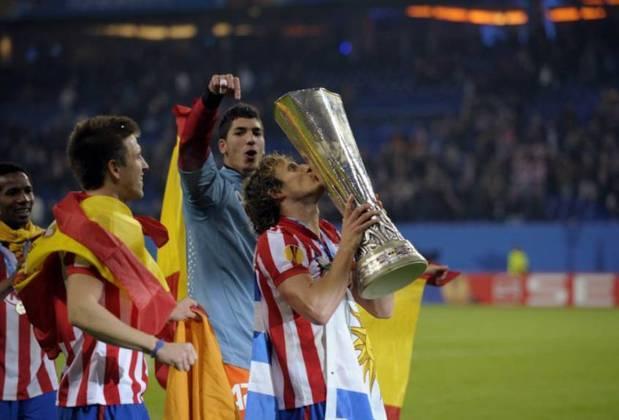2008/2009 - Diego Forlán - Atlético de Madrid - 32 gols