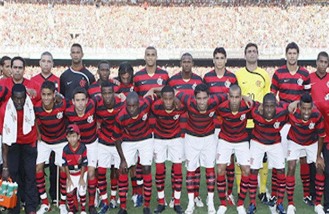 2009 - 31º título estadual do Flamengo - Vice: Botafogo