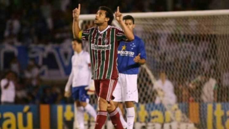 2009 - Cruzeiro 2 x 3 Fluminense, pelo Brasileiro - Com apenas 2% de chance de se salvar, o Fluminense começou perdendo o jogo por 2 a 0, mas conseguiu uma virada histórica. Com dois gols de Fred, a equipe deixou a lanterna com o triunfo e iniciou sua arrancada rumo a manutenção na elite do futebol brasileiro.