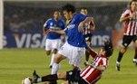 2009: Cruzeiro x Estudiantes (campeão)