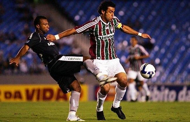 2009 - Fluminense 1 x 0 Botafogo, pelo Brasileiro - O centroavante recebeu na área deu um toque por cima do goleiro e marcou de cabeça. Gol que entrou para hall de um dos gols mais bonitos de sua história no Tricolor.