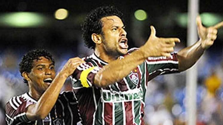 2009 - Fluminense 2 x 1 Atlético-MG, pelo Brasileiro - Em um dos jogos que foi o símbolo daquela histórica arrancada tricolor, Fred marcou na vitória diante do Galo. O Fluminense era o lanterna e em um Maracanã com 12 mil pessoas, conquistou uma vitória que encheu o torcedor de esperança.