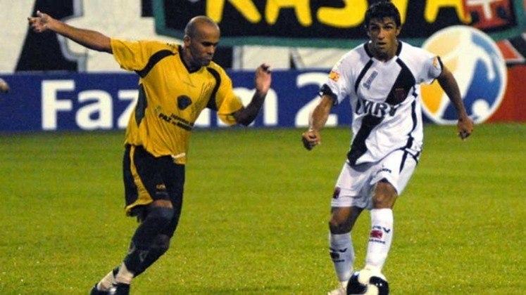 2009 - Tigres 0x4 Vasco - Campeonato Carioca - Los Larios - Gols:  Rodrigo Pimpão, Nilton e Faioli 2.