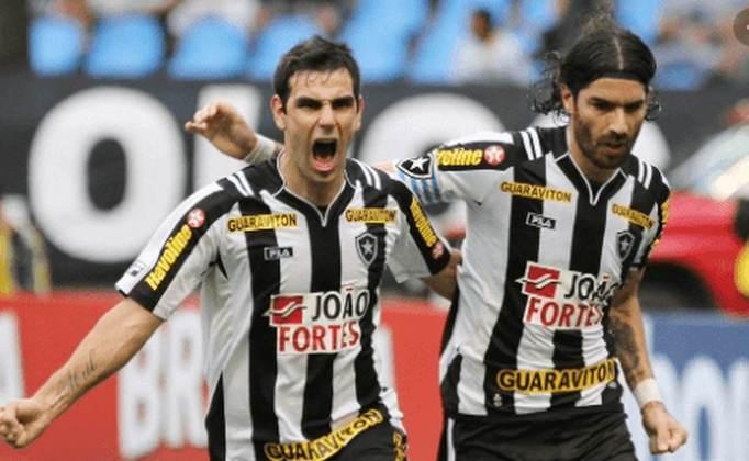 2010 - Herrera - Macaé 2 x 3 Botafogo - 1ª rodada do Campeonato Carioca