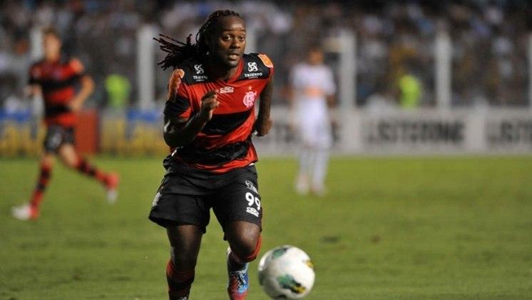 2010 - Vágner Love - 15 gols