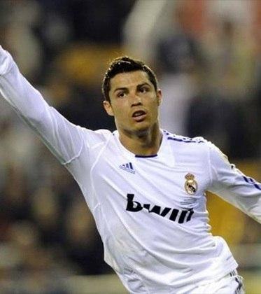 2010/2011 - Cristiano Ronaldo - Real Madrid - 41 gols