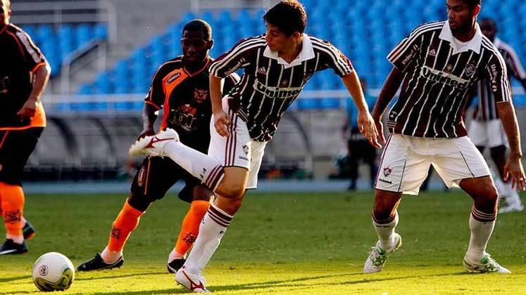 2011 - 2º - Na Taça Guanabara, o Flu avançou em primeiro no grupo, mas perdeu para o Boavista na semifinal, nos pênaltis. Na Taça Rio a história se repetiu. Novamente líder da chave e queda para o Flamengo nas penalidades. Como o Flamengo foi campeão dos dois turnos, não houve nova final.