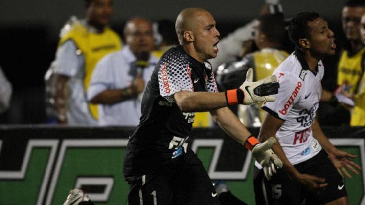 2011 - Chegou na semifinal do Paulistão e eliminou o Palmeiras, nos pênaltis, após empate em 1 a 1 no tempo normal, no Pacaembu (jogo único). Na final, acabou derrotado pelo Santos.